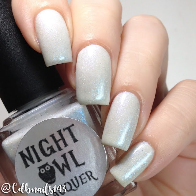 Night Owl Lacquer-Subtle As A Whisper