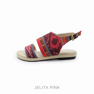 JELITA PINK THE WARNA