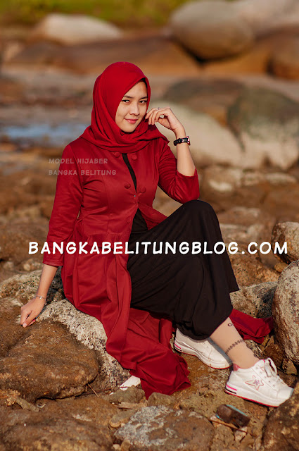 foto-model-hijab-bangka-belitung