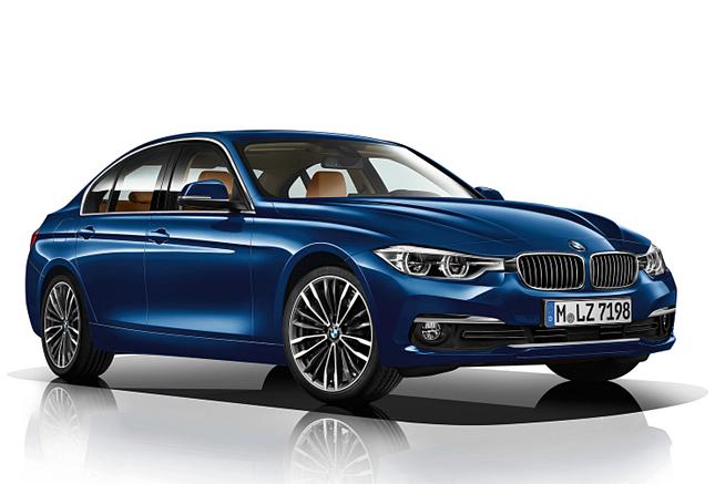 2018 BMW 3 Series Edition Luxury Line