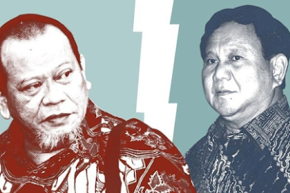 Balas La Nyalla, Tim Prabowo: Pegang saja Janjinya, Potong Leher