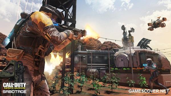 Call of Duty: Infinite Warfare Gameplay