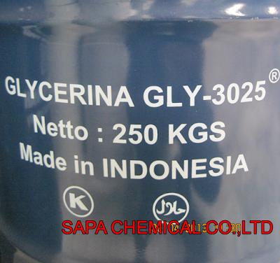 Dung môi Glycerine, Glycerol, Glycerina, Glycerin