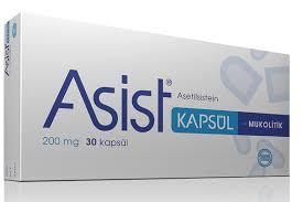 ASIST 200 mg Kapsül