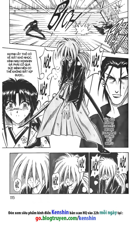 Rurouni Kenshin chap 53 trang 11