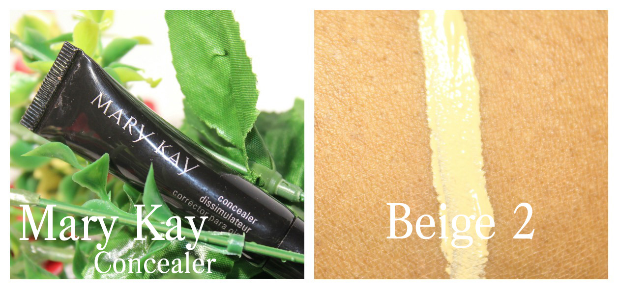 Mary Kay Concealer in Beige 2