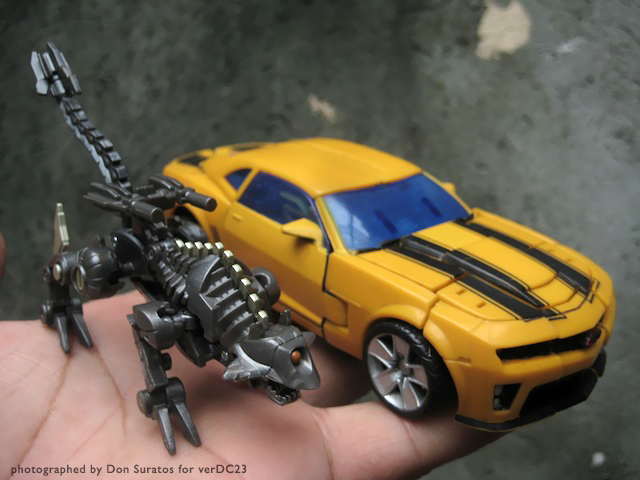 Transformers toy photo