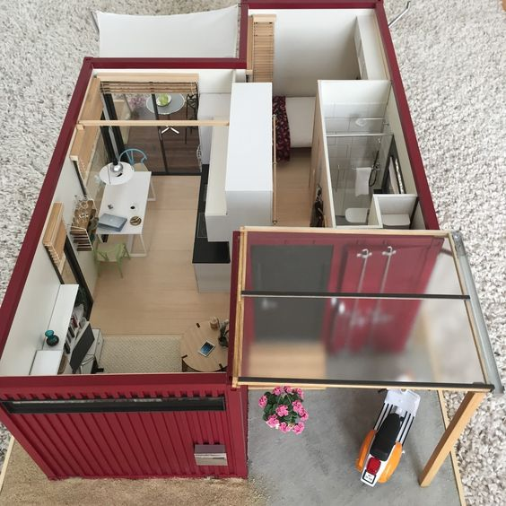 Shipping container homes cost to Build