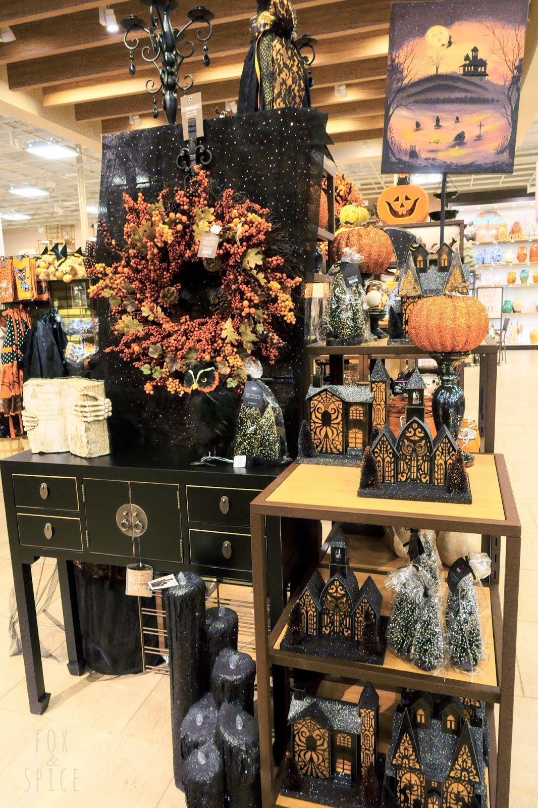 Peir One,Halloween 2020 2017 Halloween Finds: Pier 1 Imports | Fox & Spice