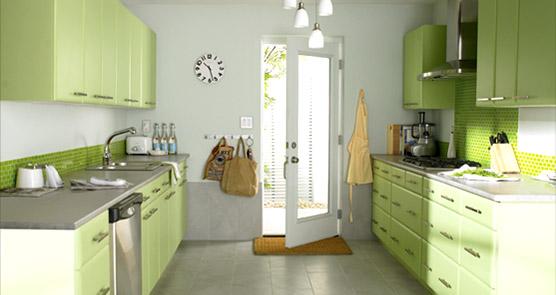 WARNA HIASAN Hiasan Dapur Menarik