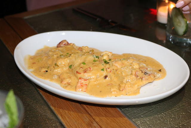 Vesper - Lobster Ravioli
