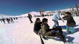 Oukaimeden, Berlibur Suasana Eropa Di Maroko