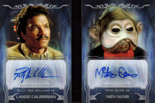All About Sports Cards: Topps Star Wars Masterwork Checklist