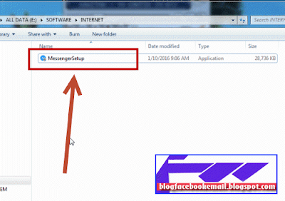 cara instal aplikasi windows komputer