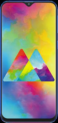 Galaxy M20 Phone vs realme u1