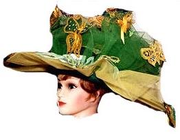 chapeau de Sainte Catherine