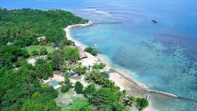 Tempat Wisata Pantai Terindah Di Banten Lagi Hits