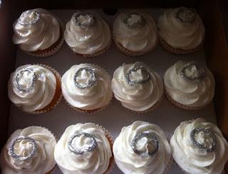 cupcake untuk tunangan