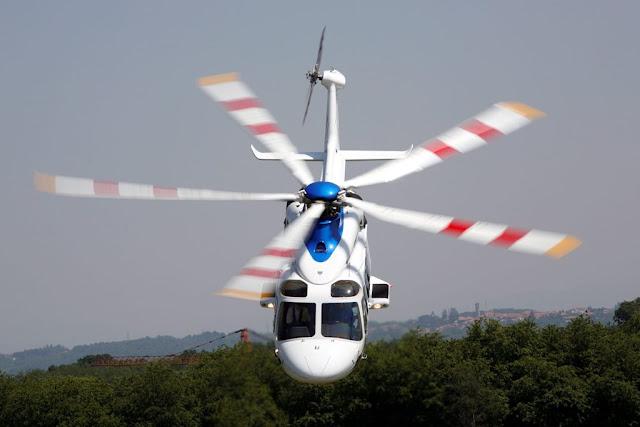 Leonardo helicopter China