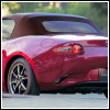 Mazda Roadster Caramel Top