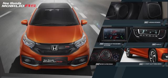 Harga Honda Mobilio Pekanbaru-Riau 2018