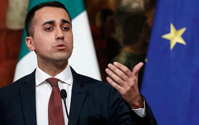França chama embaixador na Itália para consultas após piores ataques verbais 'desde a guerra'