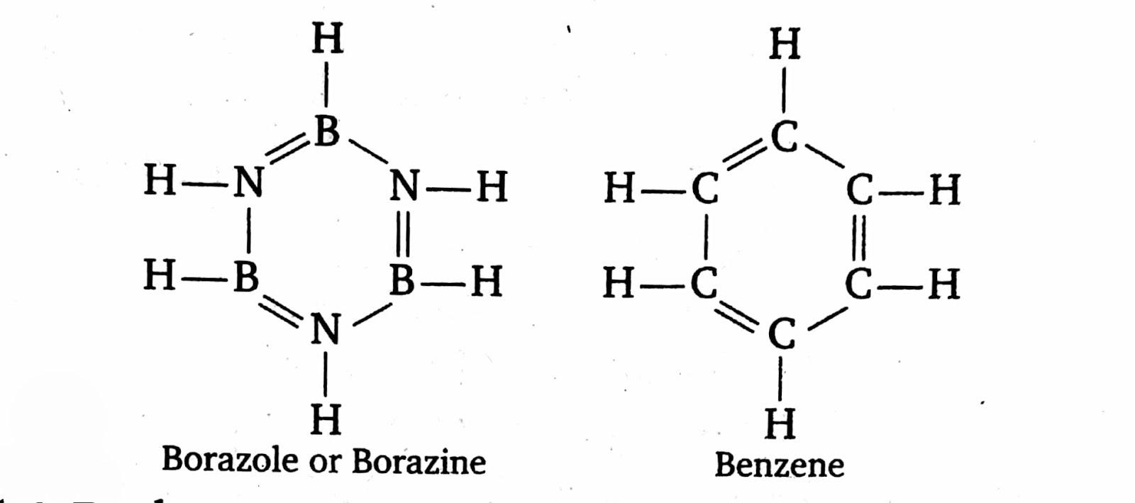 Welcome to Chem Zipper.com......: Why Borazine (B3N3H6) is