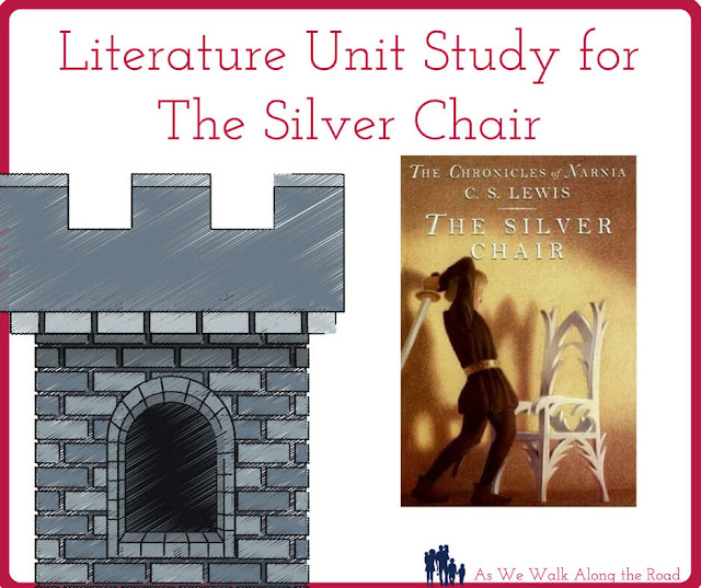 Narnia The Silver Chair Book