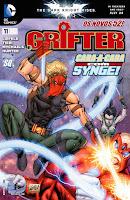 Os Novos 52! Grifter #11