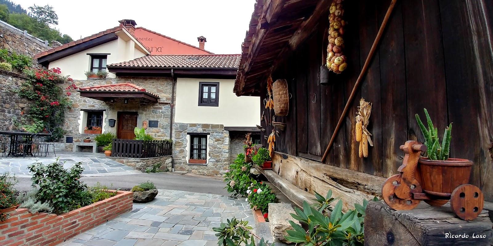 Asturias - La xiarapina ...