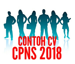 contoh surat lamaran cpns 2019 2020