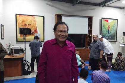 Rizal Ramli: Persatuan Indonesia Diuji di pilkada DKI
