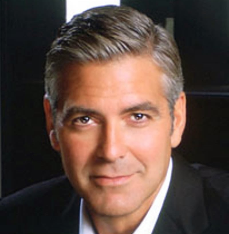 George Clooney Bio