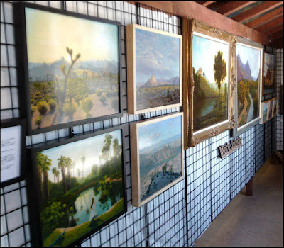 paintings,desert,Joshua tree,ocotillo,Tuscany,Arboretum,ocotillo