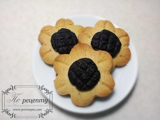 приготовить печенье быстро