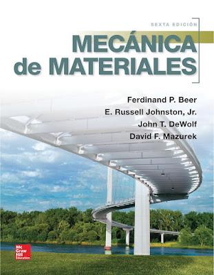 Mecánica de materiales, 6ta Edición - Ferdinand
