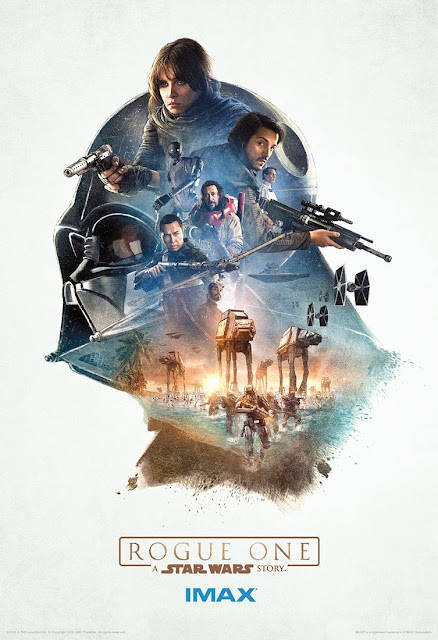 Star Wars: Rogue One IMAX Teaser Movie Posters