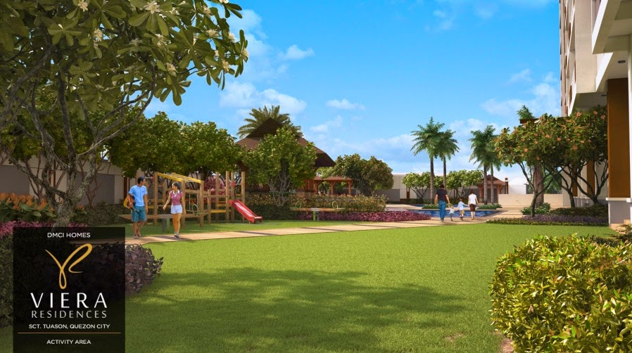 Viera Residences Activity Lawn Area