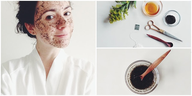 Cara Membuat Masker Teh Hijau Untuk Memutihkan Wajah