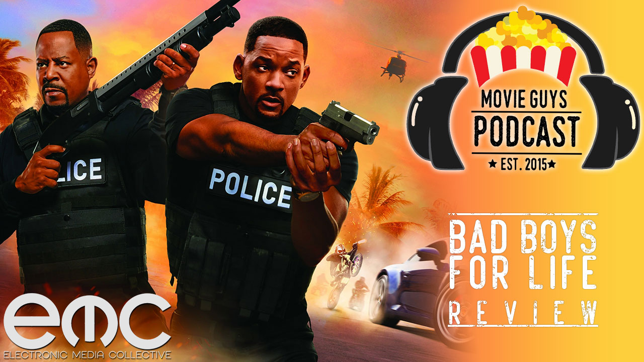 Movie Guys: Bad Boys For Life Review