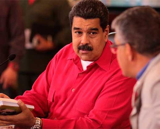 Maduro declara toda la Semana Santa libre para trabajadores públicos