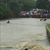 In photos: People are stranded in different areas in Metro Manila as Karding brings scattered rains