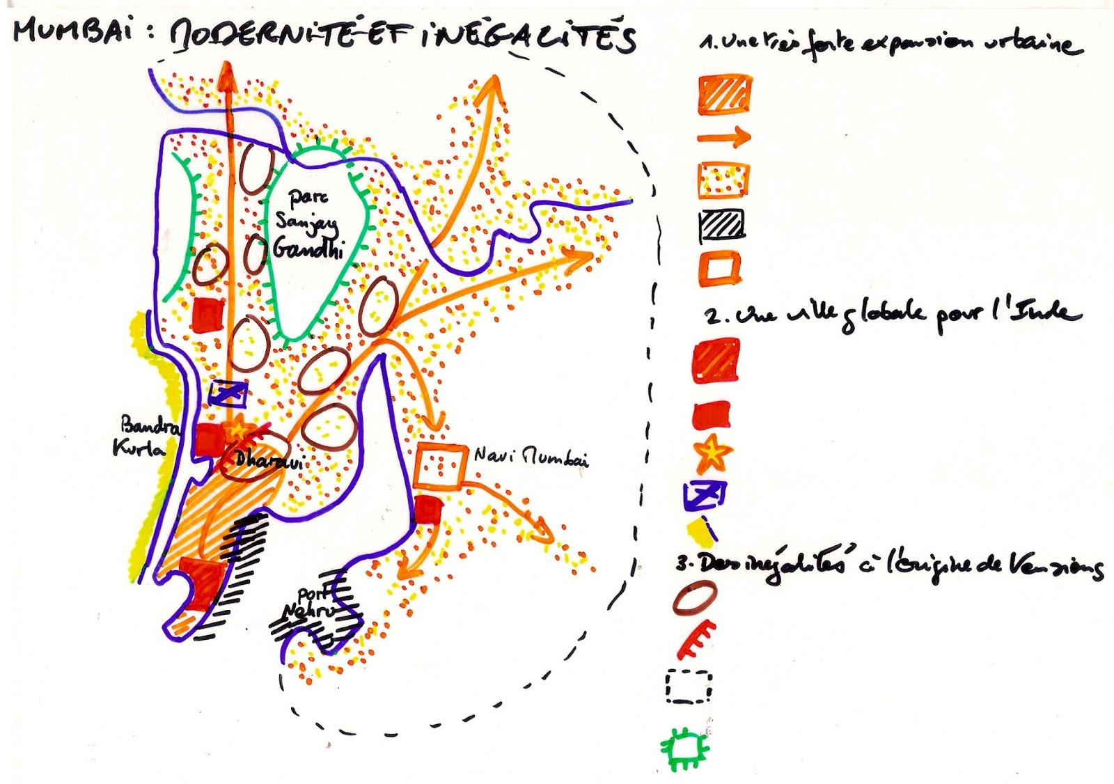 Hg Laffemas Proposition De Croquis Mumbai