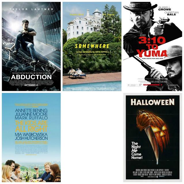 october films 2011