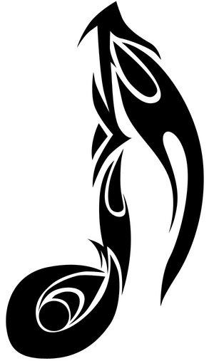 http://4.bp.blogspot.com/-wum761QvKiI/Tjq69oJ3Q4I/AAAAAAAAItA/0uL15uTgVCw/s1600/Music%20Note%20Tattoo%20Pattern12.jpg Tribal Music Tattoo Designs