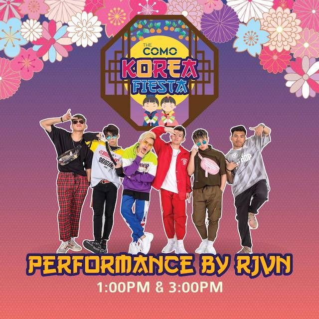 RJVN Crew will be there to perform as well!