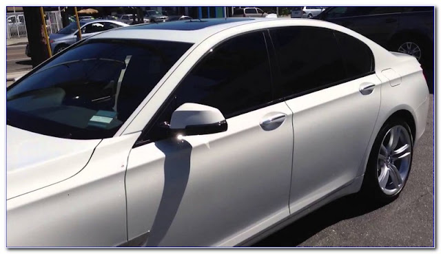 WINDOW TINT Percentage Comparison Pictures