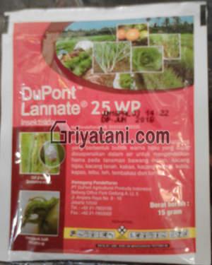 Insektisida DuPont Lannate 25 WP