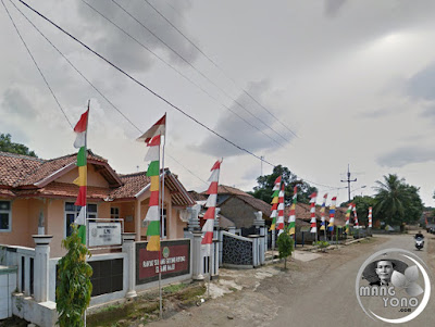 FOTO 3 : Kantor Desa Ciruluk, Kecamatan Kalijati