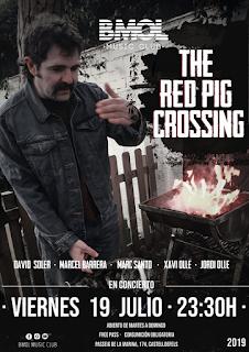 Red Pig Crossing